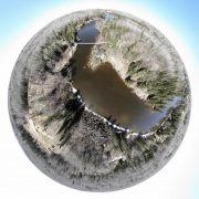 Pinawa Tiny Planet
